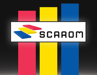 Scarom - World of stairs